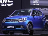 Maruti Suzuki Ignis Interior Revealed