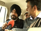 Video: Rahul Gandhi Said - Will I Let A Good Batsman Sit On The Bench: Navjot Sidhu