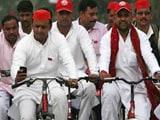 Video: अखिलेश यादव को मिला 'साइकिल' चुनाव चिह्न
