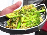 Video: Get Your Daily Dose of Protein With Stir-Fried Broccoli