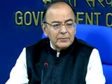 Video : Five General Insurance Companies To Be Listed: Arun Jaitley