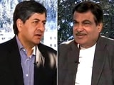 Video : Power Talk With Nitin Gadkari