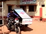 Video : With Motorbike-Ambulances, Child Deliveries Go Up In Chhattisgarh