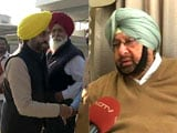 Video: On The Campaign Trail With Congress' Amarinder Singh, AAP's Bhagwant Mann