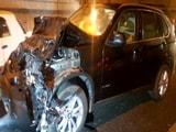 Video : दिल्ली में एक तेज रफ्तार BMW ने मारी वैगन आर को टक्कर, एक की मौत
