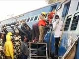 Video : National Investigation Agency Visits Hirakhand Express Accident Spot
