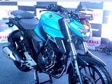 Yamaha FZ25 First Look