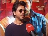 Videos : शाहरुख खान ने कहा - मैंने फिल्म 'रईस' को मन से चुना था