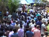 Video : Pune Infosys Employee Murder: Hundreds Gather In Kerala's Kozhikode For Burial