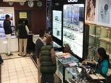 Video : दिल्ली : कनॉट प्लेस के एक शोरूम में 2 करोड़ की घड़िया चोरी