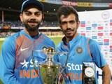 Yuzvendra Chahals Dream Spell Hands India Series Win