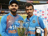 Yuzvendra Chahals Dream Spell Hands India Series Win