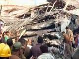 Videos : कानपुर में छह मंजिला निर्माणाधीन इमारत गिरी, 5 की मौत