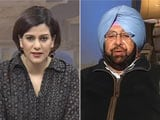 Video : Punjab Election Has National Fallout: Captain Amarinder Singh To NDTV