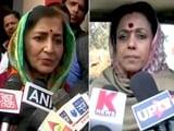 Video: यूपी का महाभारत : अमेठी की रणभूमि में दो रानियां!