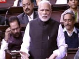 Video : PM Says Notes Ban Has Exposed 'Horizontal Divide' Between <i>Netas</i> And <i>Masses</i>