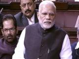 Videos : कालाधन और भ्रष्टाचार के खिलाफ लड़ाई राजनीतिक नहीं : राज्यसभा में पीएम मोदी (देखें पूरा भाषण)