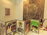 Video: India Art Fair 2017 In Four Walks