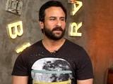 Video : स्पॉटलाइट: 'जूलिया' के नाम से बनाना चाहते थे 'रंगून'- सैफ अली खान