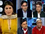 Video: The NDTV Dialogues: Money And Muscle In Indian Politics