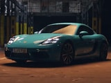 Porsche 718 Cayman and 718 Boxster First Look