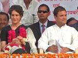 Video : प्रियंका गांधी ने साधा पीएम पर निशाना, कहा- यूपी को उनकी जरूरत नहीं