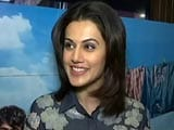 Video : My Role In <i>Running Shaadi</i> Reflects My True Side: Taapsee