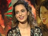Video: Kangana Ranaut On Bollywood's Beauty Standards