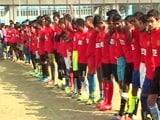 Video: NISSIN एनडीटीवी कप : भारत के फुटबॉल स्टार की खोज