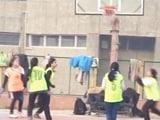Video : श्रीनगर में बास्केटबॉल ट्रेनिंग कैंप : 100 लड़कियों ने लिया हिस्सा