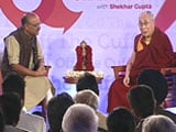 Video: In Conversation With His Holiness The Dalai Lama