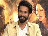 Video : Shahid Kapoor On <i>Rangoon</i>'s Difficult Shooting Days