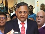 Video : N Chandrasekaran Takes Over As New Tata Chief