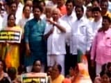 Video : BJP Alleges Payoffs To Top Congress Leaders From Karnataka Lawmaker