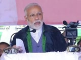 Video: Congress Ruined Manipur, Says PM Modi At Imphal Rally
