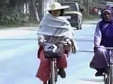 Video : Manipur Elections: Irom Sharmila - The Long Distance Cyclist