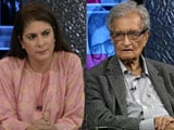 Video: The NDTV Dialogues With Amartya Sen