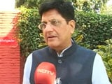 Video: Akhilesh Yadav Discrimination Proven, Alleges Power Minister Piyush Goyal