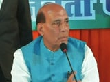 Video : 'Hope US Will Restore Faith': Home Minister Rajnath Singh On Indian's Killing