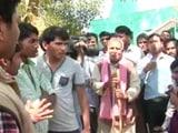 Video: यूपी का महाभारत : अमेठी के एक गांव ने किया चुनाव का बहिष्कार