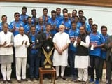 Video: National Blind Cricket Team, Which Won T20 World Cup, Meets PM Modi