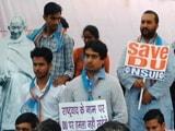 Video : नेशनल रिपोर्टर : दिल्ली में डीयू बचाओ मार्च