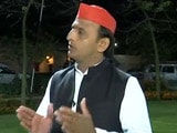 Video : Akhilesh Yadav On Missing Minister Gayatri Prajapati, Accused Of Rape