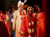 Tushar Marries Janhavi In An Unforgettable UP-Rajasthani Wedding Affair