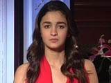 Video : Death Threats Are Occupational Hazards: Alia Bhatt