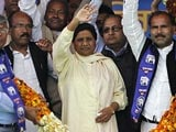 Video : PM's Notes Ban Caused A Dent, Lakhs Lost Their Jobs, Says Mayawati