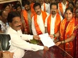 Video : Mumbai's Mayor Will Be From Shiv Sena As BJP Steps Aside