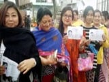 Video : Manipur Election 2017: Women And Youth Lead State's High Turnout In Phase 1