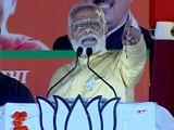 Video : Notes Ban United Parties Against Me: PM Modi In Varanasi