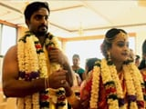 Video : With South Indian Rituals In Place, Aswath Weds Sneha On Yarri Dostii Shaadi